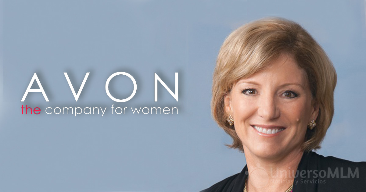 Sheri McCoy, CEO de Avon Products, Inc.