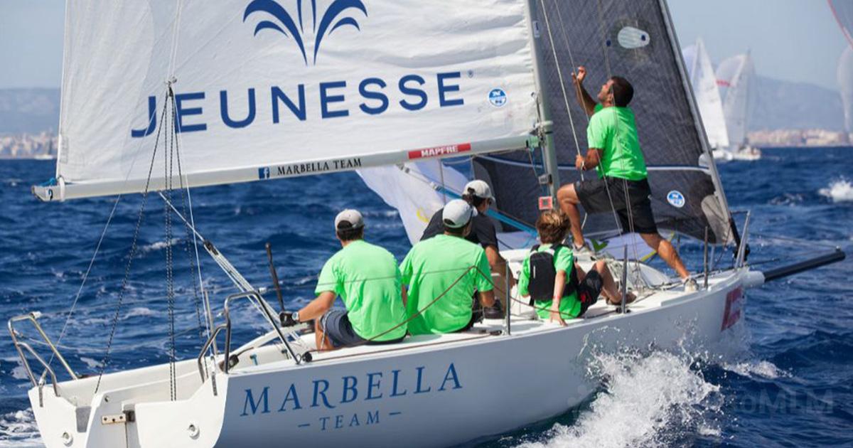 El Marbella Team patrocinado por Jeunesse