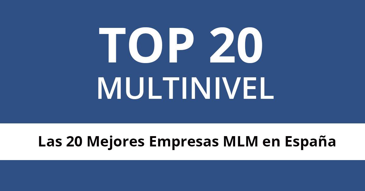top-20-empresas-mlm-espana
