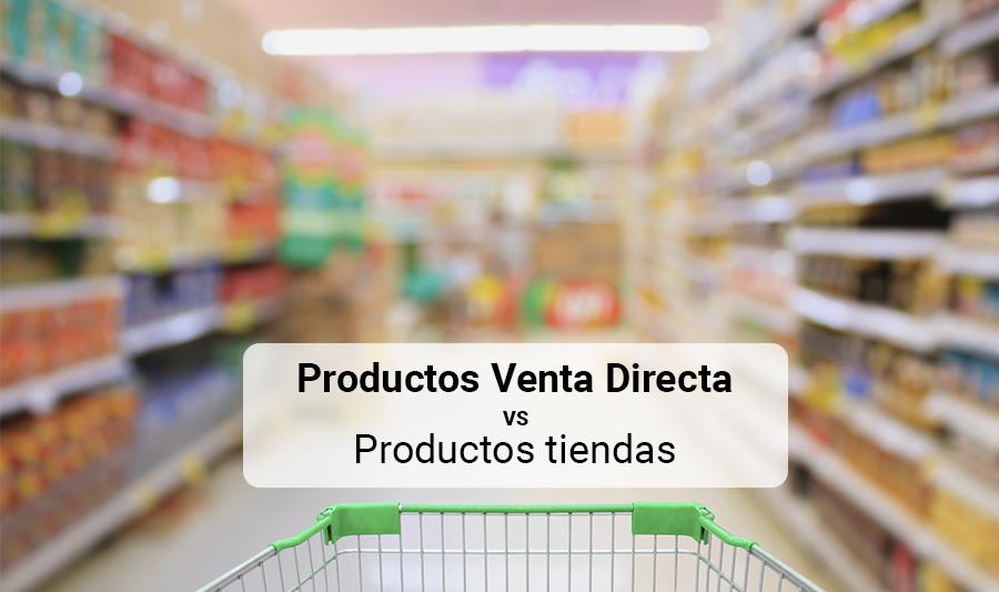 Opinión: ¿Pueden los productos de venta directa competir con los de las tiendas?