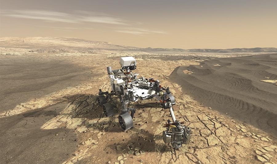 Viral: Un científico británico acusa a la NASA de ocultar pruebas sobre la vida en Marte