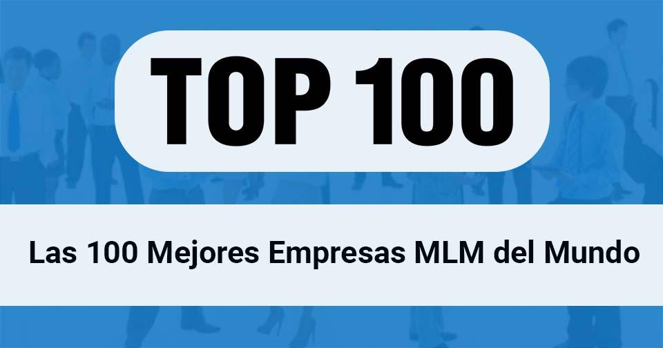 Generales: Ranking 2018 de las 100 mejores empresas de venta directa y multinivel del mundo
