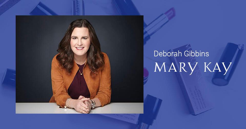 Empresas: Deborah Gibbins, nueva Directora de Operaciones de Mary Kay Inc.