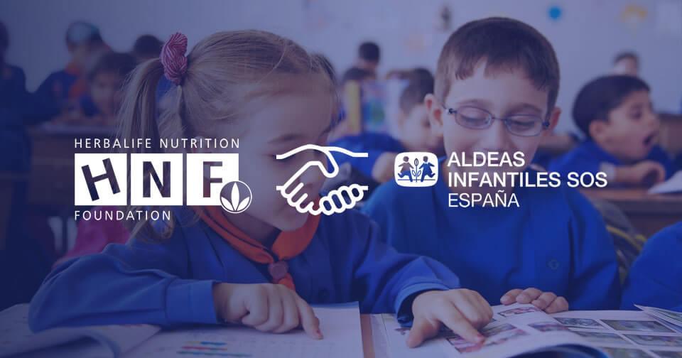 herbalife-nutrition-foundation-colabora-con-aldeas-infantiles-sos-en-la-nutricion-de-los-ninos-que-la-necesitan