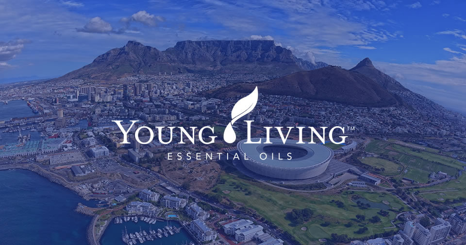 Empresas: Young Living crea nueva granja de socios en Sudáfrica