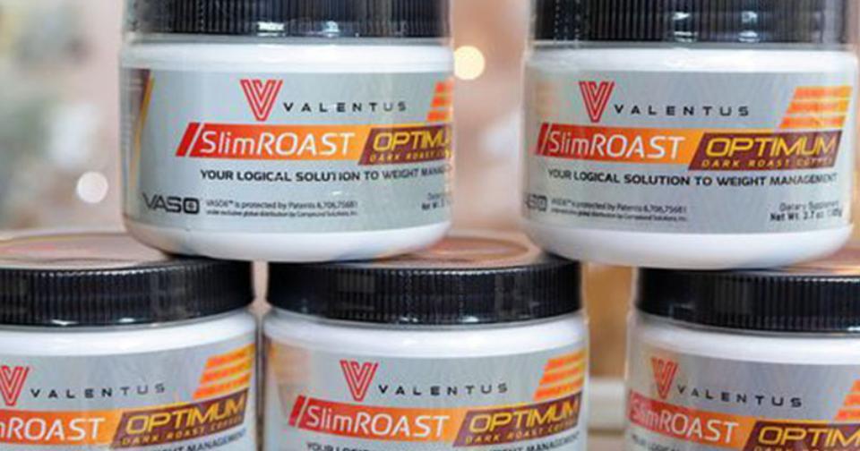 Empresas: La realidad detrás del café SlimRoast Optimum™ de Valentus