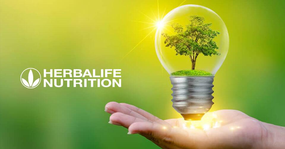 Empresas: La reducción del impacto ambiental en el proceso de producción es una de las metas de Herbalife