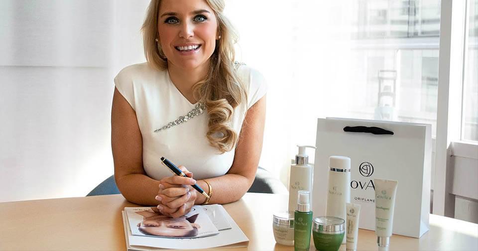 Empresas: Oriflame renueva el mercado de la estética con su nuevo producto
