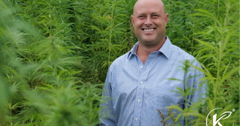 Empresas: Blake Schroeder el CEO de Kannaway es reconocido como el mejor CEO del año