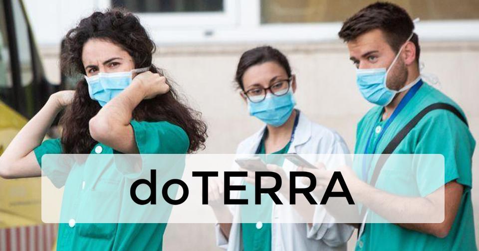 Empresas: Coronavirus: doTerra lanza su campaña Match x3 para apoyar a los trabajadores sanitarios