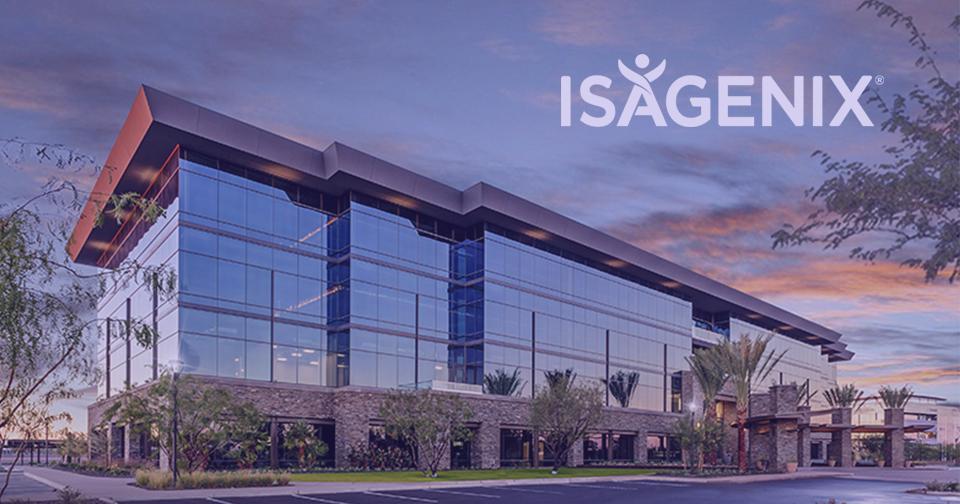 """Empresas: Isagenix está cerca de lograr su meta de """"Cero desperdicios"""""""