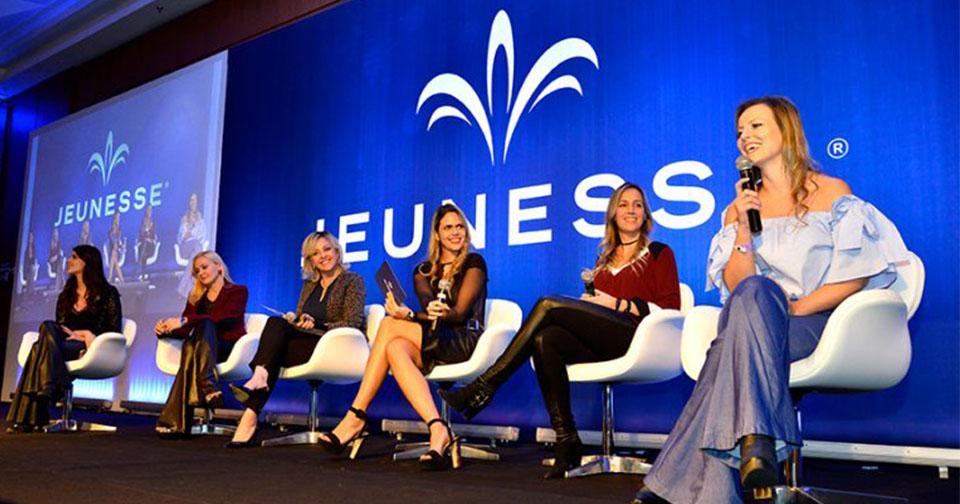 Empresas: Jeunesse sigue siendo de las mejores empresas multinivel del mundo