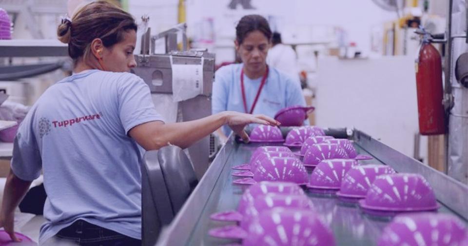 Empresas: Tupperware disminuye sus ventas un 23% en el primer trimestre del 2020