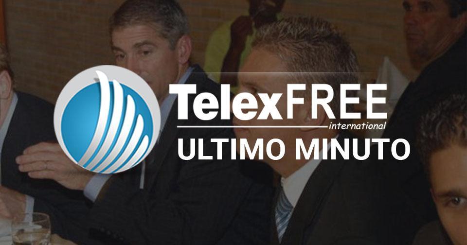 Generales: URGENTE: Si usted perdió dinero con TelexFREE debe leer este aviso