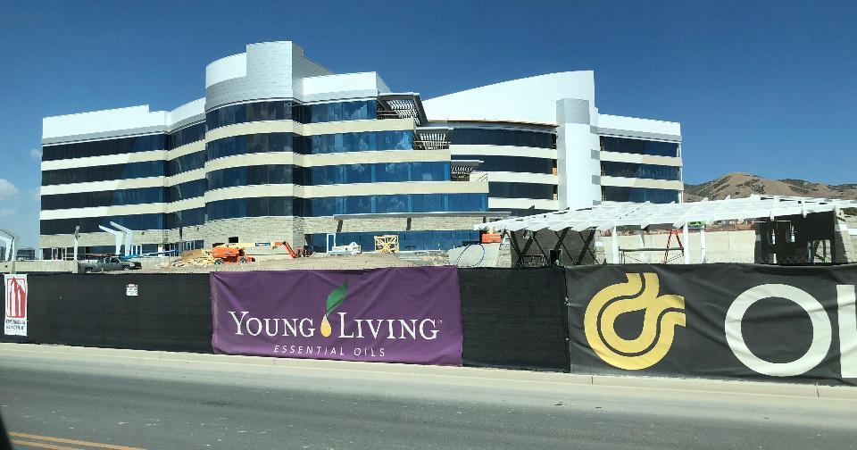 Empresas: Young Living tiene un impacto decisivo en la lucha contra la COVID-19 en Salt Lake City.