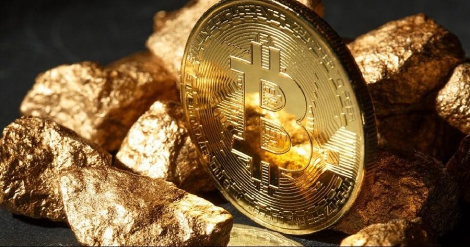 Criptomonedas: Correlación entre la caída de BTC y el oro sorprende a los analistas