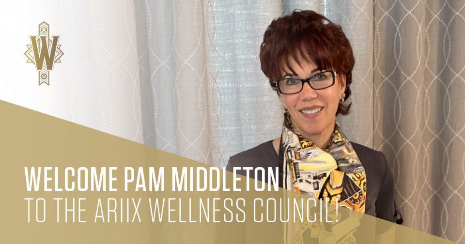 Empresas: El Consejo de Bienestar de ARIIX recibe como miembro a Pam Middleton
