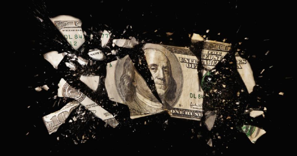 Finanzas: El dólar dejará de ser una moneda segura