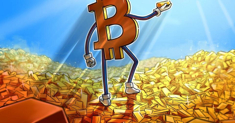Criptomonedas: En diez años Bitcoin será mucho más valioso que el oro