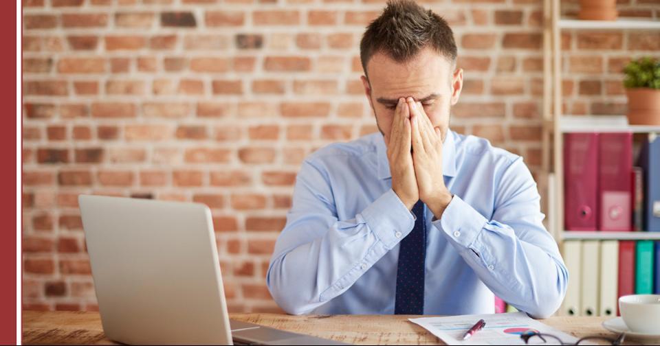 Formación: Evita la ansiedad laboral reconociendo estos 7 indicadores