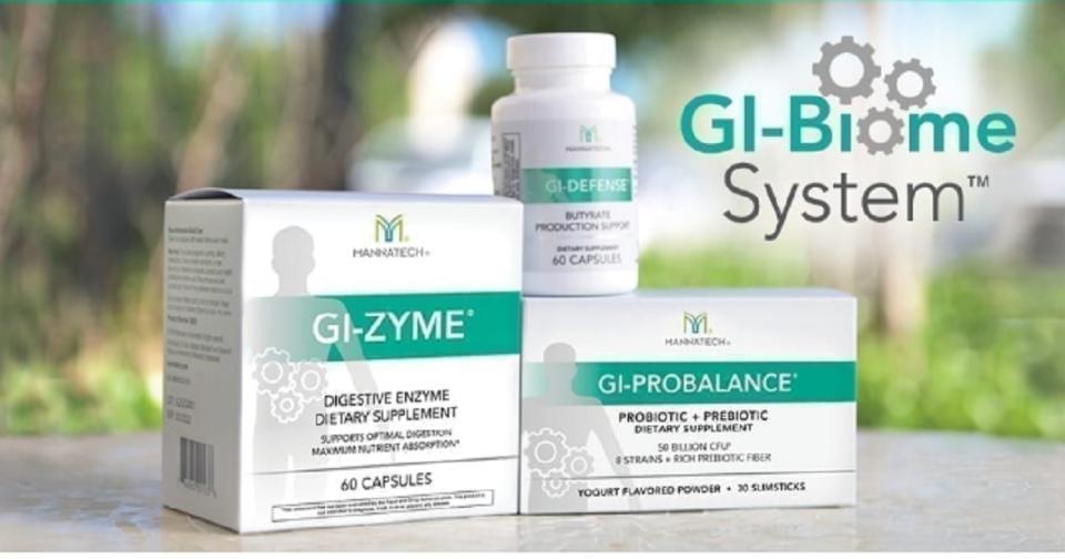 Empresas: Mannatech prioriza el bienestar general con GI-Biome System