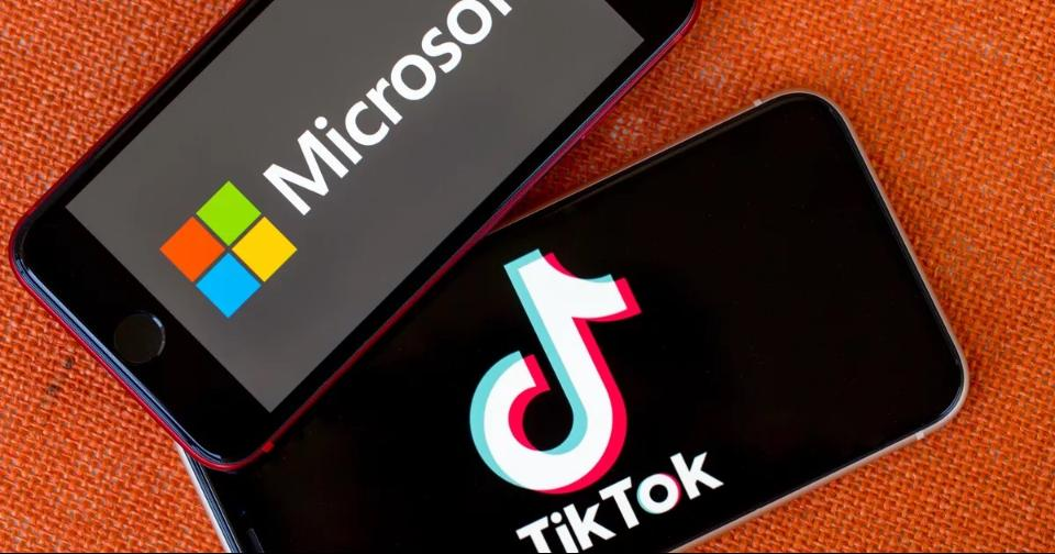 Tecnología: Microsoft y los desafíos al comprar TikTok