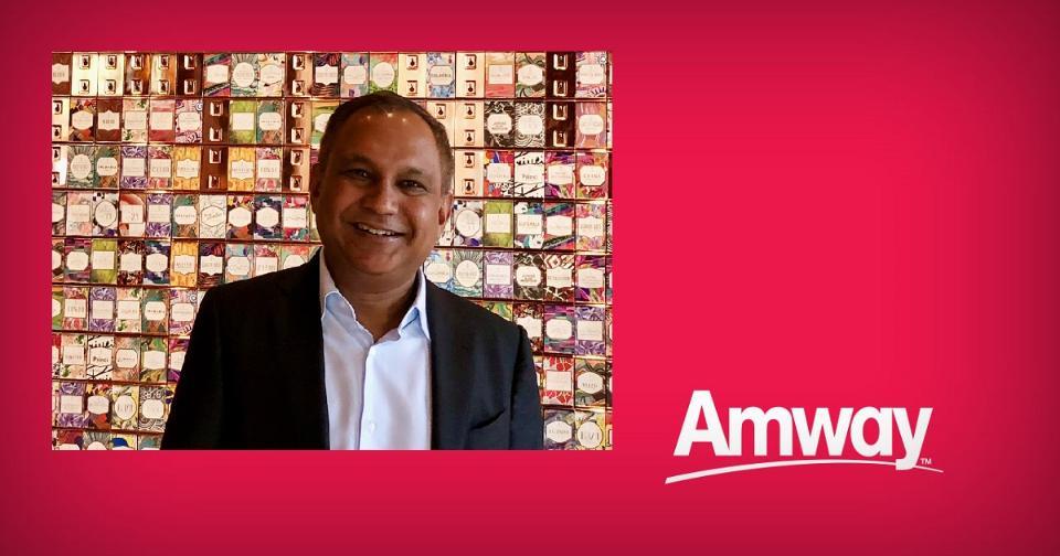 Empresas: Ashish Khan, nuevo Director de Tecnología y Plataforma de Amway