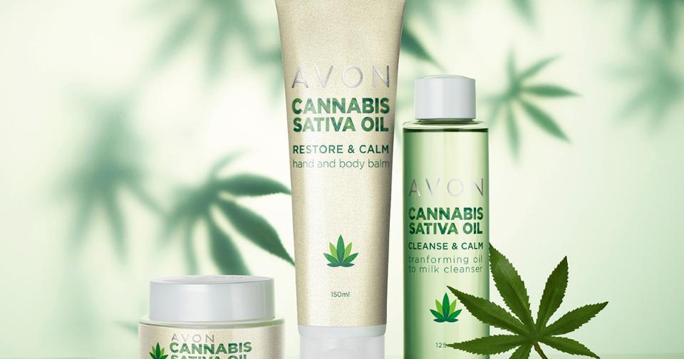 Empresas: Cannabis Sativa Oil, la nueva apuesta natural de Avon