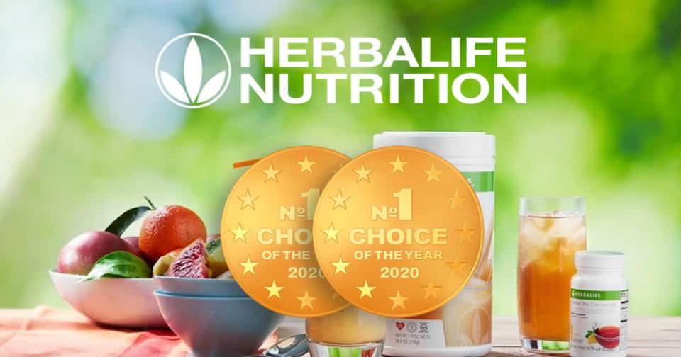 Empresas: Elección del año 2020: Herbalife Nutrition de alza con 2 medallas de oro