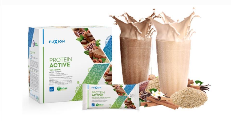 Empresas: Fuxion lanza una nueva proteína para elevar el nivel energético