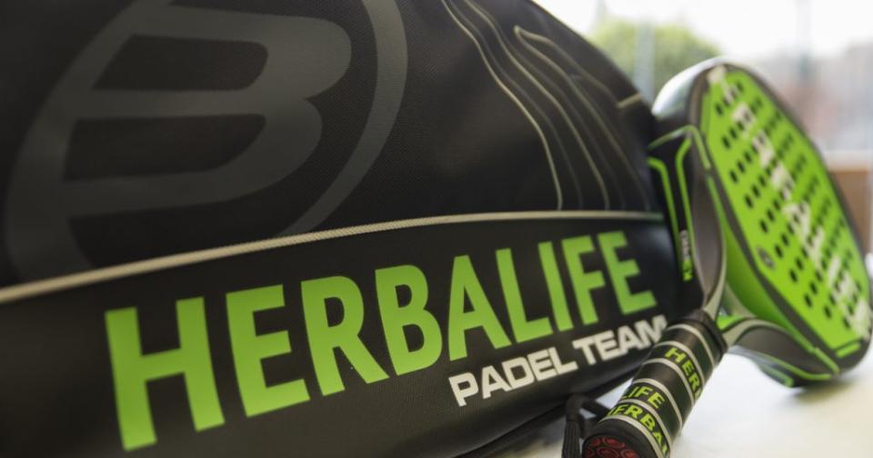 Actualidad: Herbalife Nutrition renueva su compromiso con el pádel