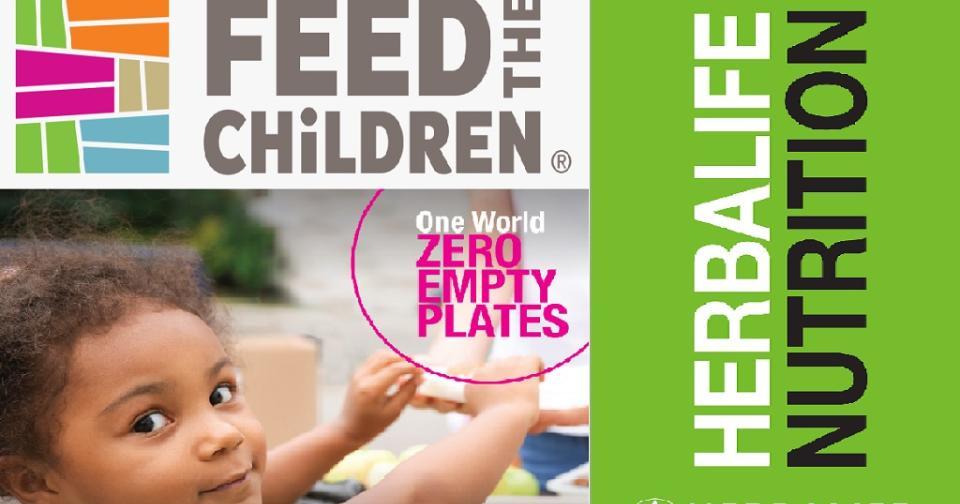 Empresas: Herbalife y Feed the Children continúan su lucha contra el hambre