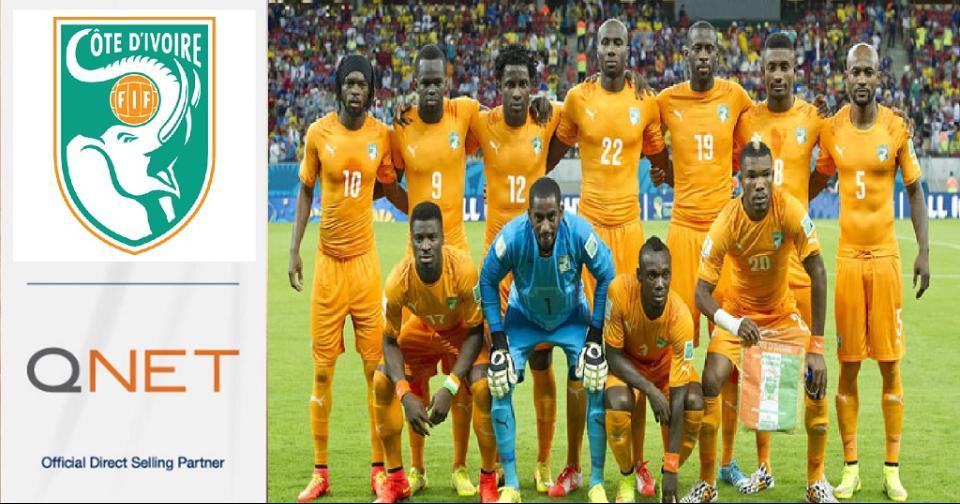 Actualidad: La multinacional QNET pretende invertir en el fútbol marfileño