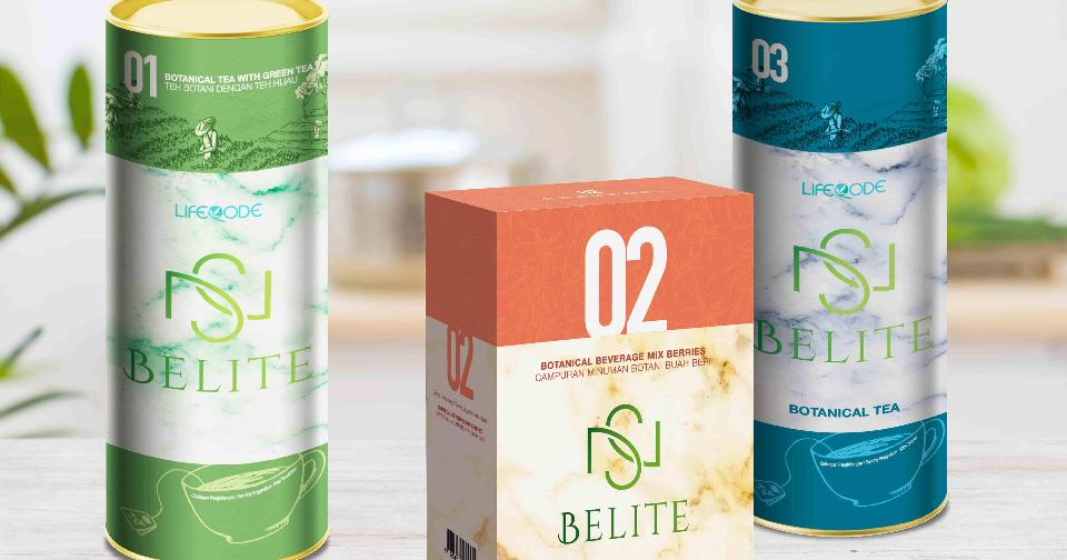 Actualidad: Qnet lanza el programa de adelgazamiento Belite 123