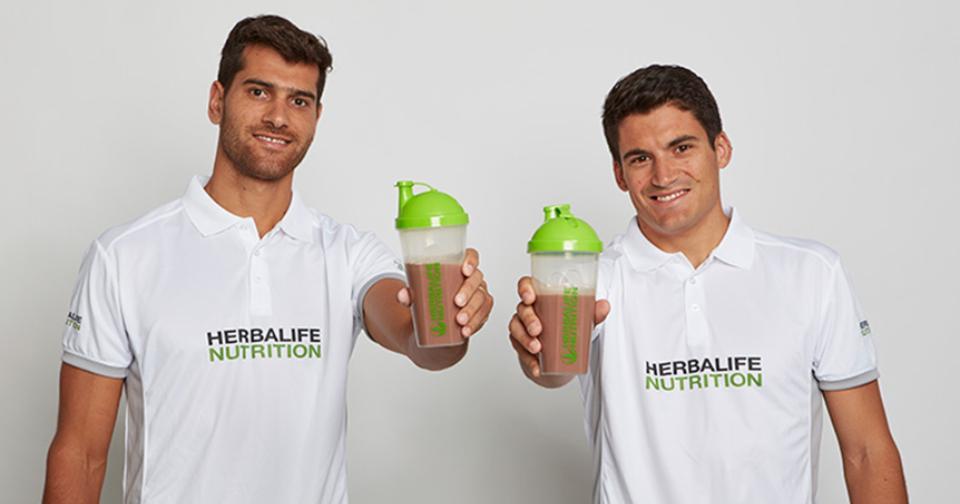 Empresas: Herbalife ficha a Los campeones panamericanos de vóleibol playa