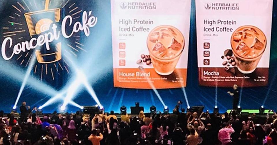Empresas: Herbalife Nutrition lanza CAFÉ MOCHA HIGH PROTEIN ICED para competir en el mercado del café
