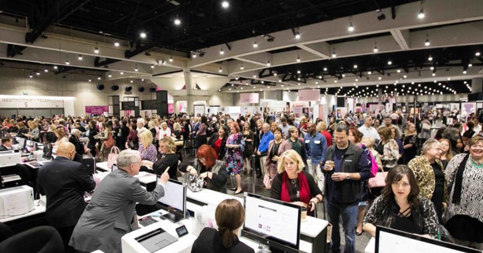 Empresas: La ciudad de Orlando se vuelve rosa con la Conferencia de Liderazgo de Mary Kay