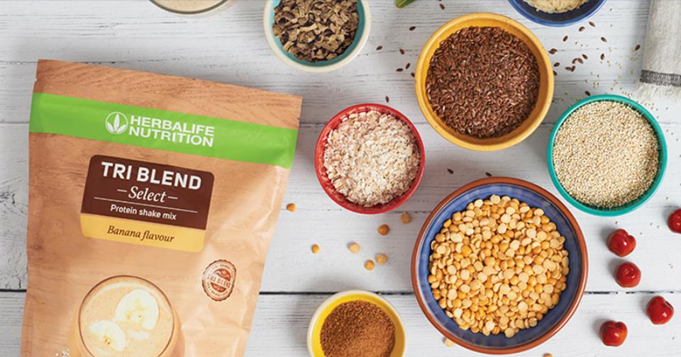 Empresas: Tri Blend Select, de Herbalife Nutrition, Producto del Año 2020 en España