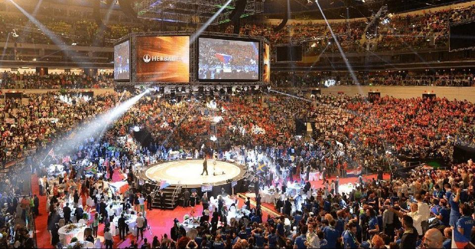 Empresas: Evento nacional de Herbalife en España batió récord de asistencia