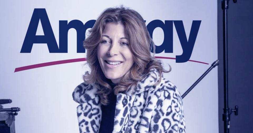 Empresas: Giusy Buonfantino es la nueva directora de las oficinas digital y de marketing de Amway