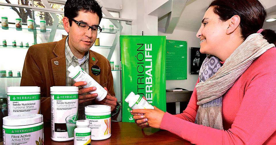 Empresas: Herbalife continúa logrando niveles de venta que sobrepasan las espectativas