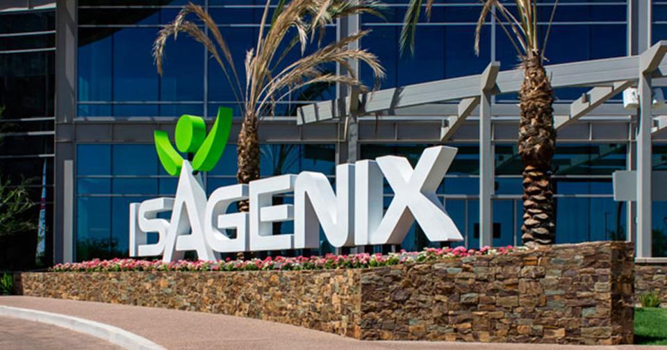 """Empresas: Isagenix interpone una demanda por """"reclutamiento ilegal"""" de sus distribuidores"""