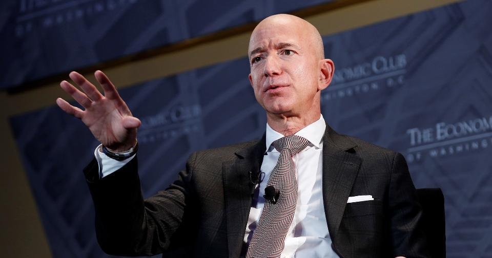 Generales: Jeff Bezos entregará 1000 millones de dólares para combatir el Cambio Climático