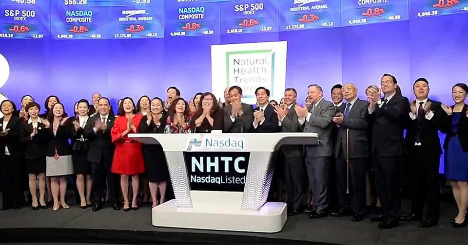 Empresas: Las ventas de NHT Global caen un 60 por ciento en 2019.