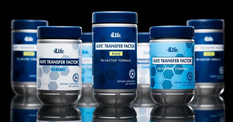 Empresas: Los productos de 4Life: el proceso detrás de bambalinas