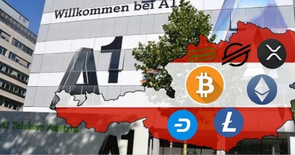 Criptomonedas: Austria extiende el comercio con criptomonedas a otros puntos del país