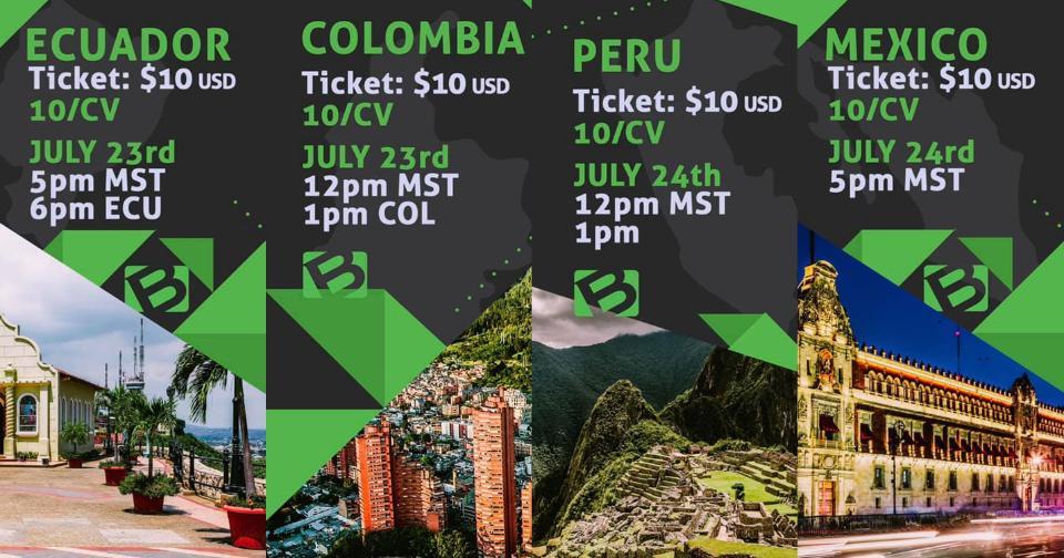 Empresas: B EPIC anuncia un Tour Virtual de Negocio para Latinoamérica