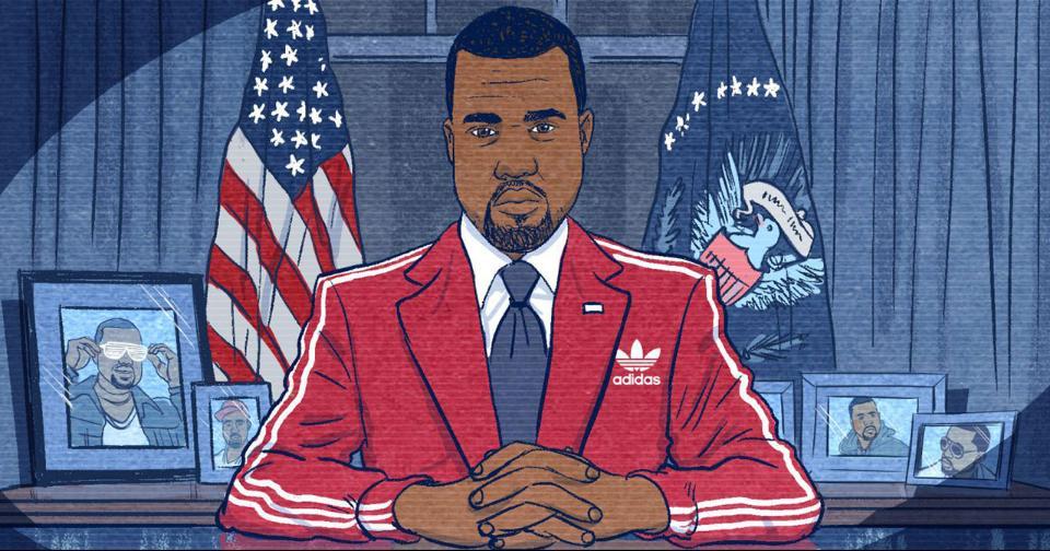 Viral: Elon Musk cerca de retirar su apoyo a Kanye West en su candidatura a la Casa Blanca