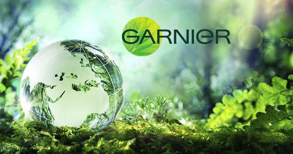 """Generales: Garnier lanza el proyecto """"Green Beauty"""" con el objetivo de reducir radicalmente el impacto medioambiental global de la marca"""