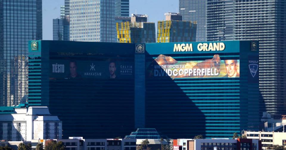 Actualidad: La base de datos del MGM Resort en Las Vegas está en venta